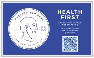 health first badge